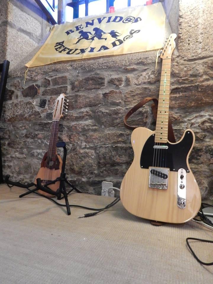 guitarras na Taberna